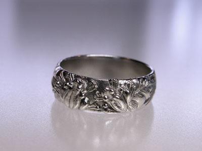 109-1 蛙の結婚指輪
