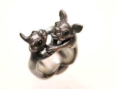 127-1犬のリング