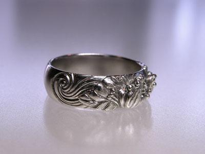 109-2 蛙の結婚指輪